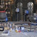 Harry Potter, potions, Hogwarts, Warner Bros Studios
