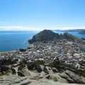 copacabana, lake titicaca