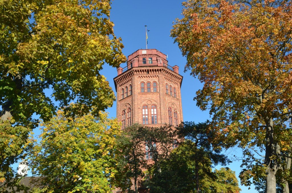 Breda Blick Tower at Skansen, Stockholm