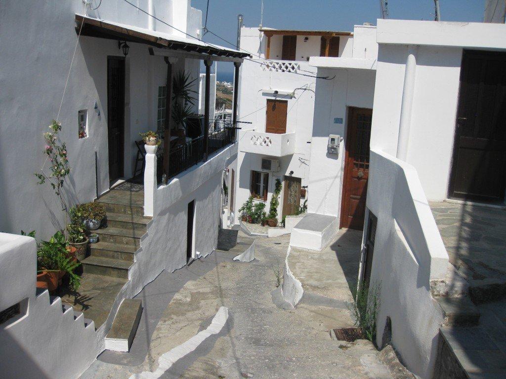 Skyros village