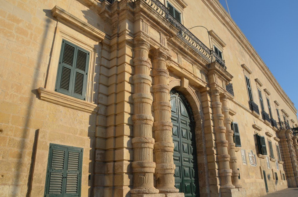The Palace, Valletta