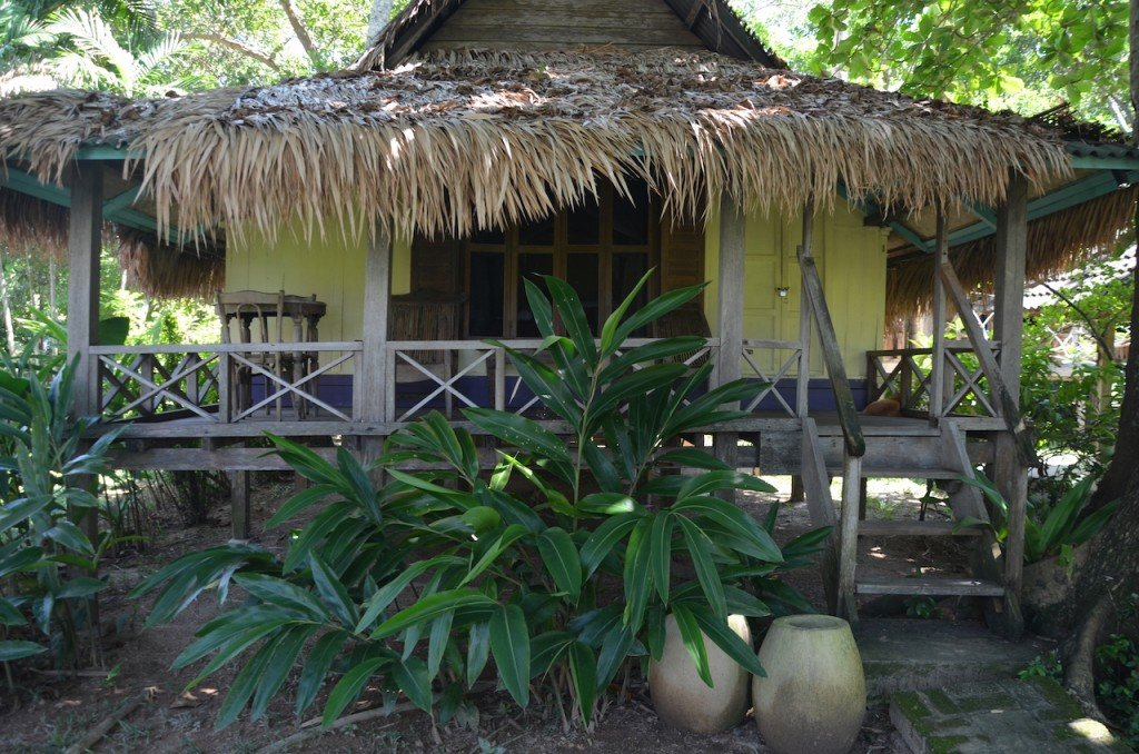 Yellow Orchid cabin, Bon Ton Resort