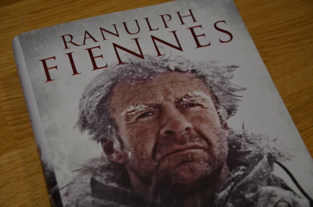 Cold by Ranulph Fiennes