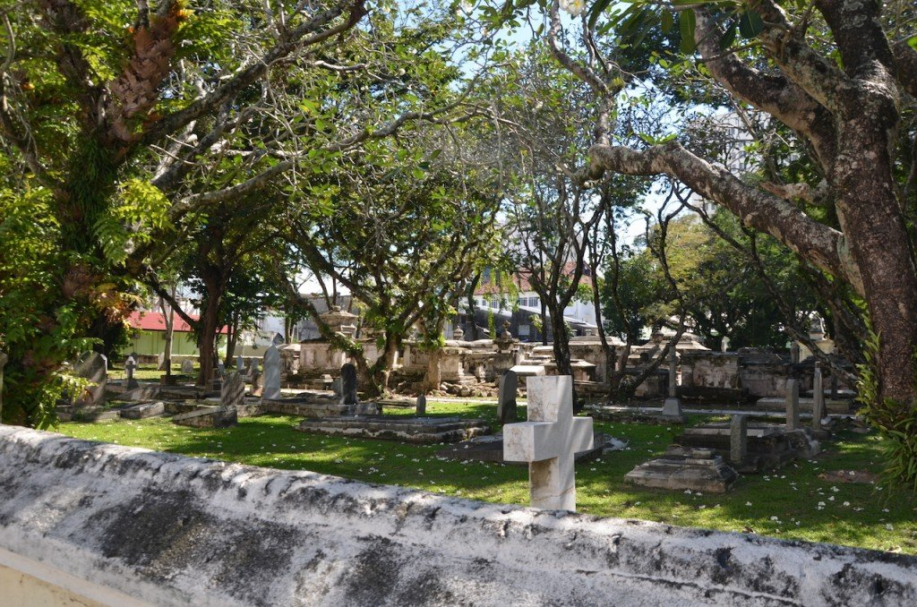 Protestant Cemetery, Penang