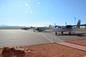 Grand Canyon planes