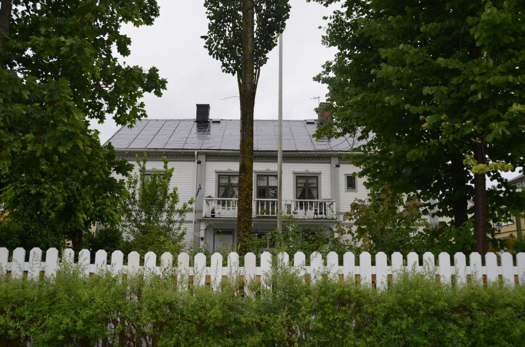 Vicarage in Filipstad