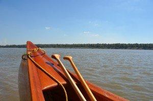 Mississippi canoe
