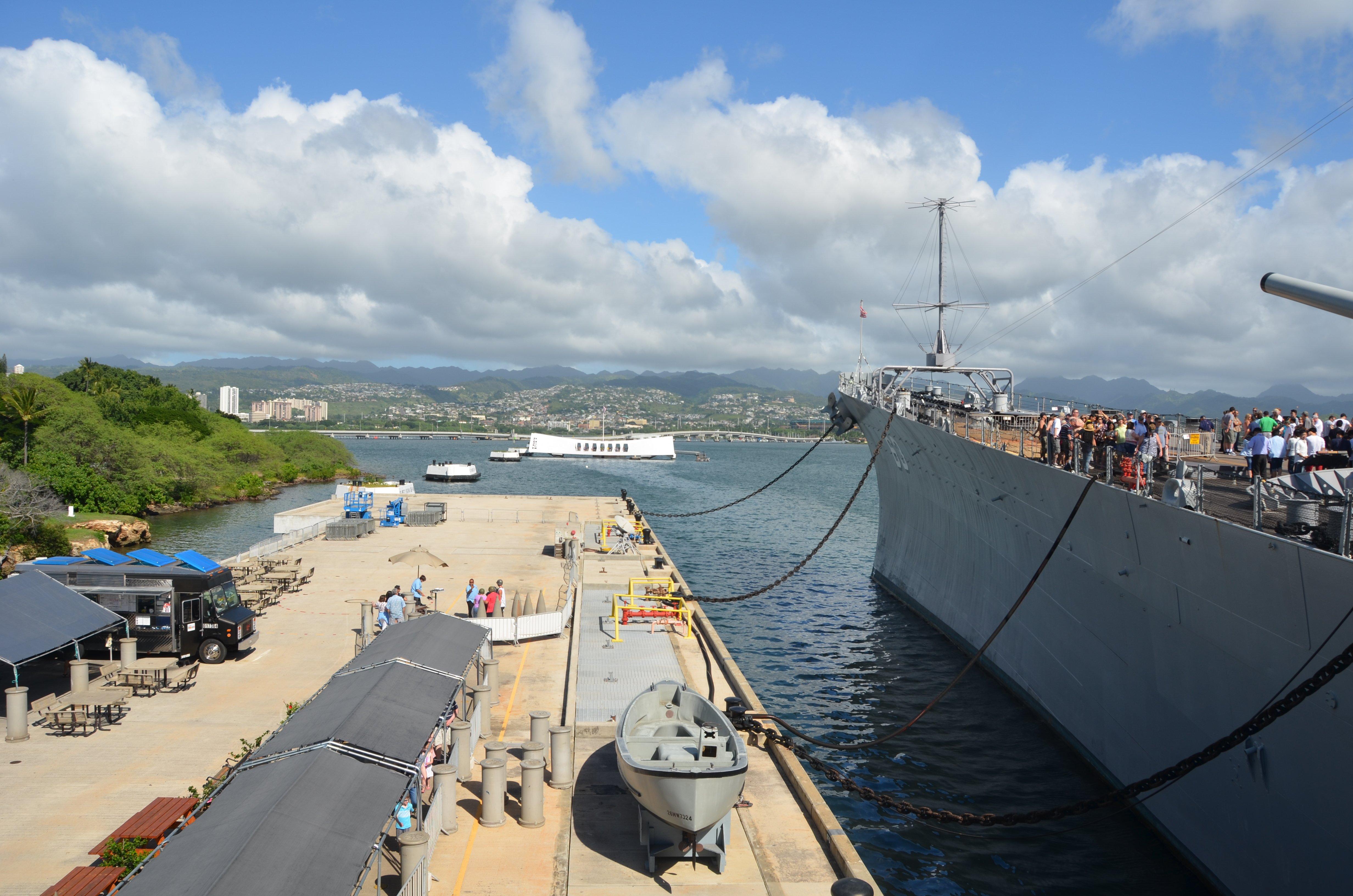 Remembering Pearl Harbor: 7th December 1941