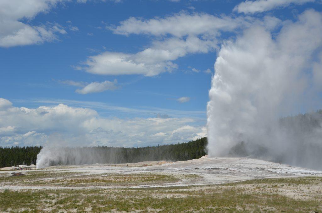 Old Faithful, Yellowstone