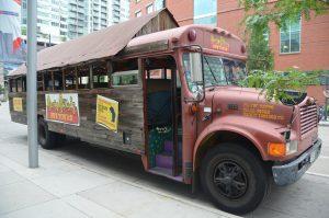 Banjo Billy bus