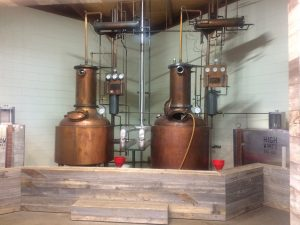 Stranahan's whiskey distillery