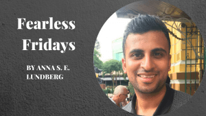 Fearless Fridays Neil Sheth