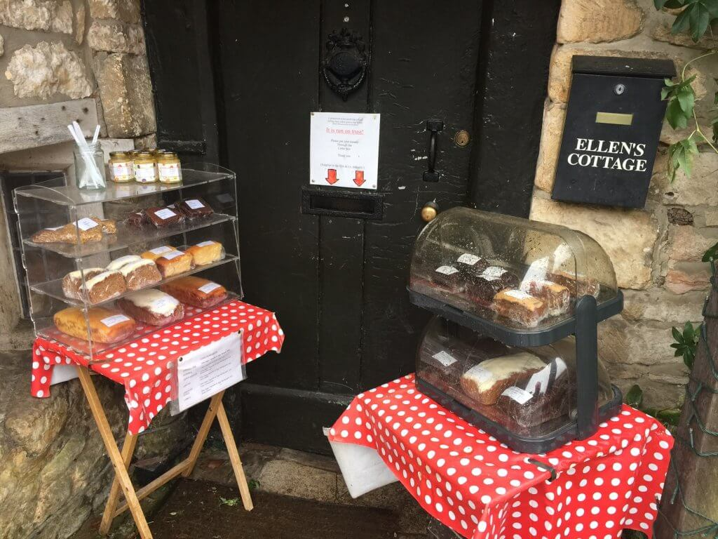 Baked goods in Caste Combe